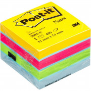 Блок-кубик 3M Мини куб Post-it 2051-SP/AU Мармелад 48х48,360/400л.