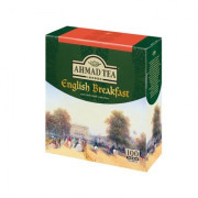 Чай Ahmad English Breakfast черн .100 пак / уп ,600-012